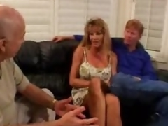 Watching his Wife Drilled In The Ass 3 -F70