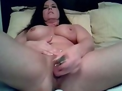 Mature bitch can't live without being alone so she can use her vibrating dildo to fuck her soaked wet crack in this non-professional masturbation clip clip. See her treat her wet crack to a fucking session on her own.