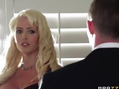 Cheating MILF Alura Jensen steals her daughters dude