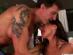 HQ older babe amazing cock sucker