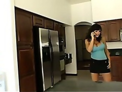 Lisa Ann gets nailed by poolboy