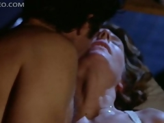Stunning Golden-haired MILF Jill Clayburgh Acquires Group-fucked Topless Outdoors